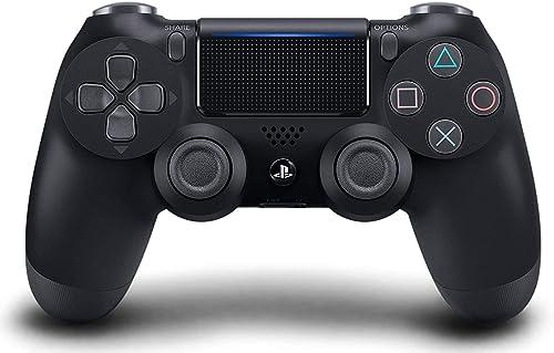 DualShock 4 Wireless Controller for PlayStation 4 - Jet Black - Jet Black Edition