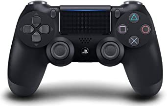 DualShock 4 Wireless Controller for PlayStation 4 - Jet Black