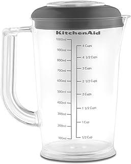 KitchenAid KHB005 Pichet 4 tasses (1 litre) sans BPA avec couvercle