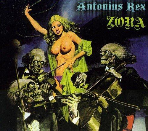 Zora Reissue For The 32Nd Anniversary Cd Digipack