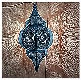 Look Antiguo Moderno Turco Colgante Oriental Árabe Marroquí Lámparas Luces de Techo Linterna para el hogar Regalos
