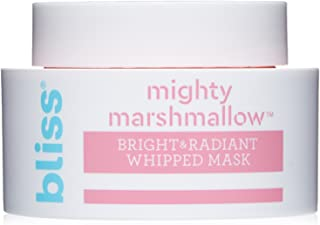 Bliss - Mighty Marshmallow Face Mask | Brightening & Hydrating Face Mask| Vegan | Cruelty Free | Paraben Free | 1.7 fl. oz.