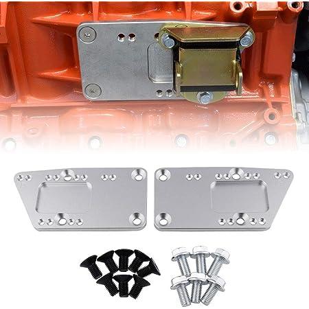 Billet Engine Swap Bracket SBC LS Conversion Motor Mount Adjustable Plate LS1 SL