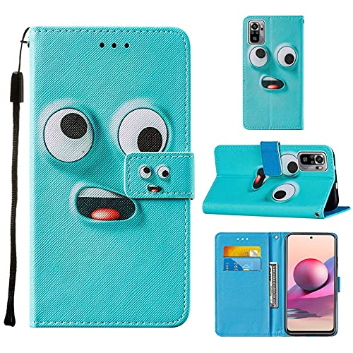 New Mobile Phones Covers for Xiaomi Redmi Note 10S / Note 10 4G Cross Texture Painting Pattern Horizontal Flip Leather...
