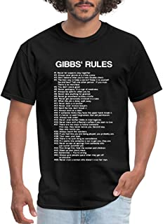 gibbs rules shirt