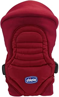 Chicco Soft and Dream Baby Carrier 3 position - Red - 2724327169490