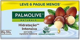 Sabonete Em Barra Palmolive Naturals Hidratação Intensiva 85G Promo Leve 6 Pague 5