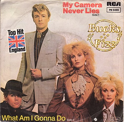 My camera never lies / What am i gonna do / PC 5490