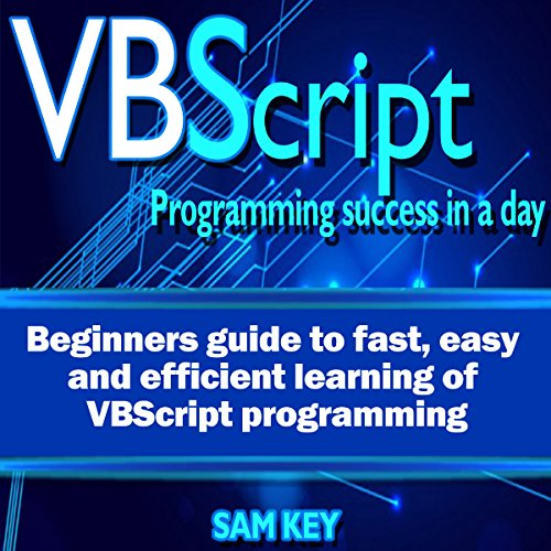 VBScript: Programming Success in a Day audiobook cover art