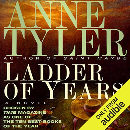 Ladder of Years audiobook cover art