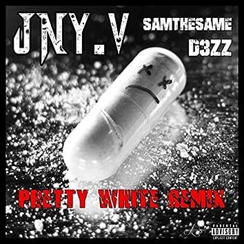 Pretty White (Remix) [feat. D3zz & Sam the Same]