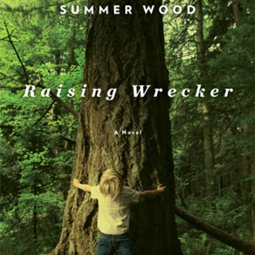 Raising Wrecker audiobook cover art