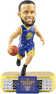 Stephen Curry (Golden State Warriors) Stadium Lights Bobblehead by Foco
