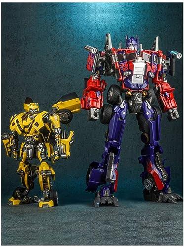 Siyushop Heroes Rescue Bots (Robots déformés), 2 Kits de Robots Hero Rescue, agés de 6 Ans et Plus