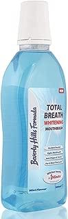 Beverly Hills Formula Total Breath White Mouthwash, 500 ml