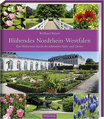 Blühendes Nordrhein-Westfalen: Eine fotografische Reise durch die schönsten Parks, Gärten und grünen Oasen des Landes.