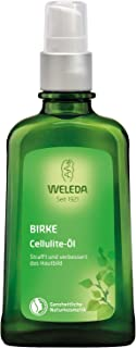 Weleda Cellulite Body Oil, 3.4 Ounce