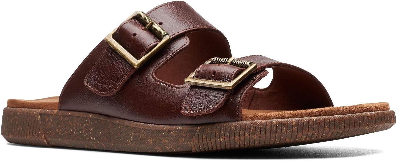 Clarks 39804 Men's Vine Cedar Sandals