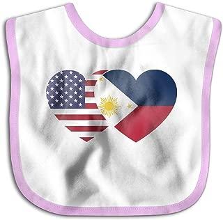 Soft Baby Bibs - Cute Cloth Baby Bib, Toddler Bib
