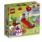 LEGO DUPLO My Town Birthday Party 10832, Preschool, Pre-Kindergarten Large Building Block Toys for Toddlers [並行輸入品]
