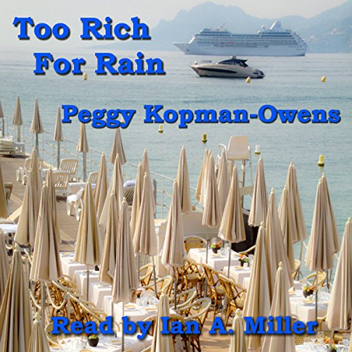 Too Rich for Rain audiobook cover art