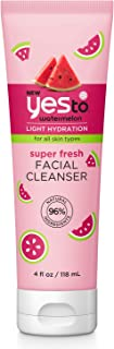 Yes To Watermelon Super Fresh Cleanser, 4 Ounce