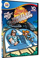 Best of Jayce & the Wheeled Warriors [DVD]