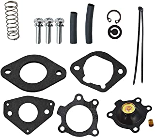 Carbpro Carburetor Repair rebuild Kit For 24 757 21-S Kohler Accelerator Pump Kit w/Gaskets 2475721-S 2475721S