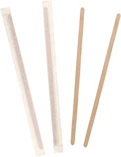 Best individually wrapped coffee stirrers Reviews