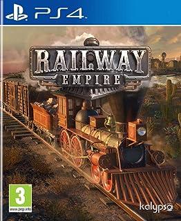 Railway Empire - PlayStation 4 [Importación inglesa]