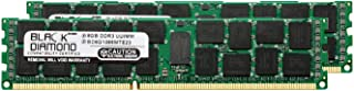 16GB 2X8GB Memory RAM for SuperMicro AS Server AS-1042G-TF DDR3 RDIMM 240pin PC3-8500 1066MHz Black Diamond Memory Module Upgrade