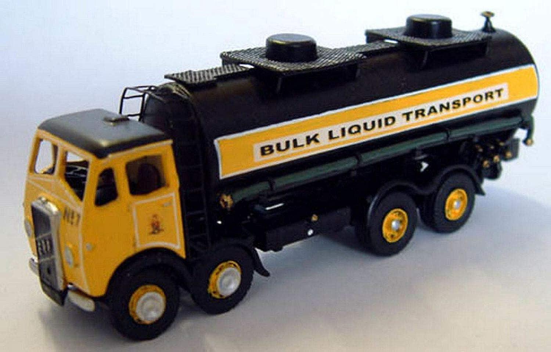 Langley Models ERF 8 wheel tanker 1947 Lorry   Truck OO Scale UNPAINTED Kit G74