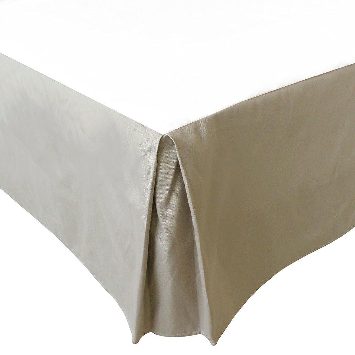 コア確かめるランドマークポリエステル綿ベッド スカート,寝具の余分な弾性しわ塵ホテル- 200x240*35cm
