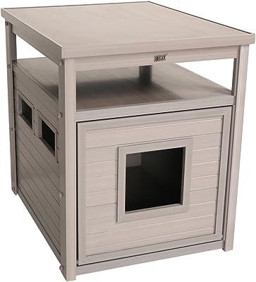 Amazon.com: Winsome Morris mesa auxiliar plegable con 2 ...