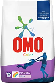 OMO Color 5.5 kg, 1 Paket (1 x 5500 g)
