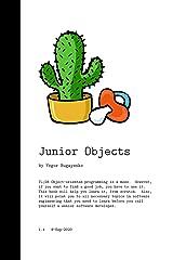 Junior Objects ペーパーバック