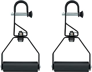 Yes4All Rotating Pull Up Handles - Non Slip & Foam Grips - Support up to 300 lbs (Pair)