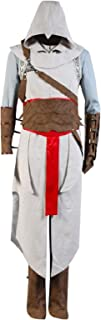 GOTEDDY Adult Men's Halloween Cosplay Costume Full Set Outfit Suit