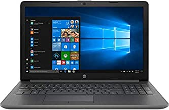 "2019 HP 15.6"" BrightView Premium Laptop Computer, AMD Ryzen 3-2200U Up to 3.4Ghz, 8GB DDR4 RAM, 256GB SSD, WiFi, Bluetooth 4.2, AMD Radeon Vega 3 Graphics, USB 3.1, HDMI, Windows 10 (Renewed)"