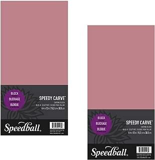 Speedball Speedy Carve Block Bulk - 6x12 - 2 Pack