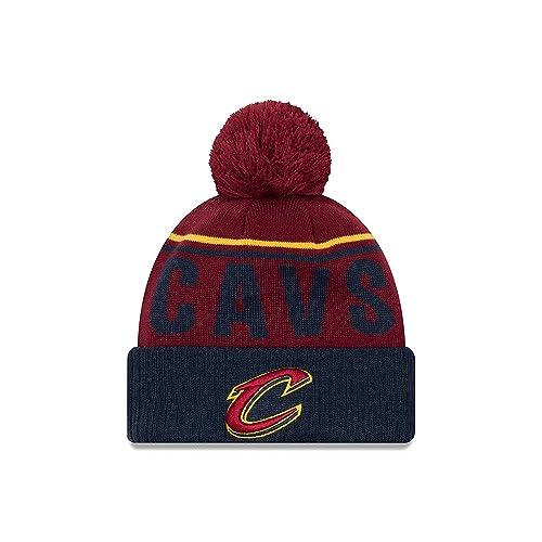 03d43a718 Cleveland Cavaliers Knit Hat: Amazon.com