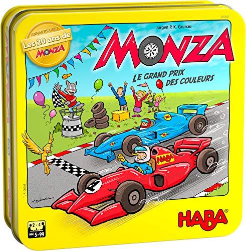 HABA- Juego de Mesa, Color Colorido. (305851)