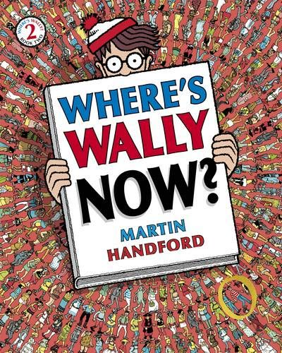 Handford, M: Where's Wally Now?
