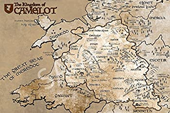 Best map of camelot Reviews