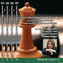 Winning Chess The Easy Way * Susan Polgar * Volumes 1 - 10