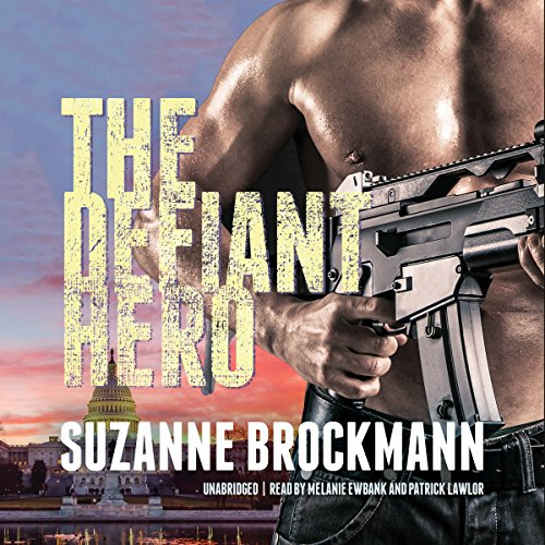 The Defiant Hero audiobook cover art
