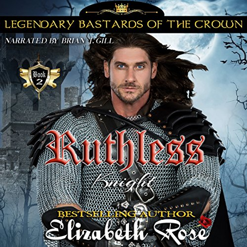 Ruthless Knight audiobook cover art