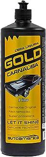 Cera de Carnauba Líquida 1 Litro Gold Autoamerica