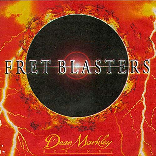 Dean Markley Fret Blasters 2578MED cuerdas guitarra electrica 11-52