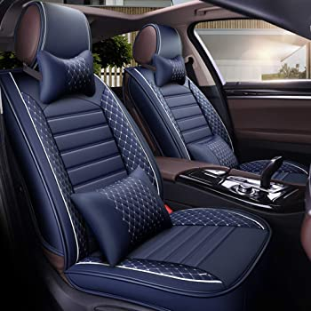 2 X Auto Vordersitz Abdeckung Schutz für Ford Mondeo Mk3 MK4